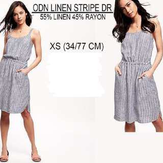Old Navy Linen Dress