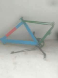 Fixie frame airwalk