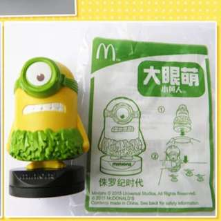 McDonald Minion-Jurassic Stamp