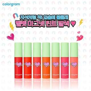 (P.O.) Colorgram Velvet Magnet Tint