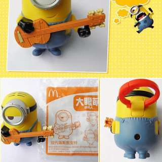 McDonald Minion-Guitar Stuart Cable Organizer