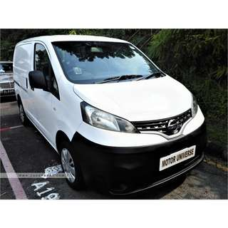 Cheapest Long Term Rental Nissan NV200 1.5M