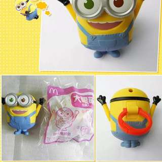 McDonald Minion-Bob Cable Organizer