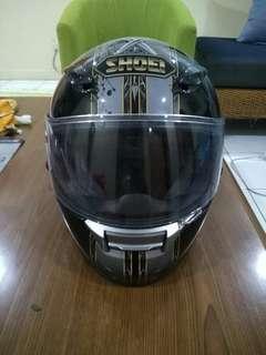 Helmet Fullface shoei rf1100