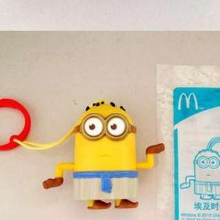 McDonald Minion-Egypt Keychain