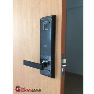 [Limited Promotion] Schlage S6800 Fingerprint Digital Lock for HDB/BTO at $699