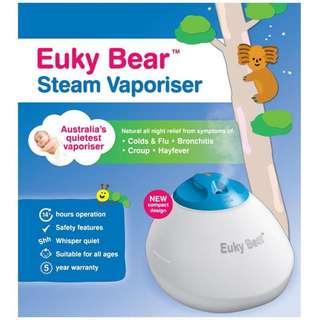 [AUS] Euky Bear Steam Vaporiser