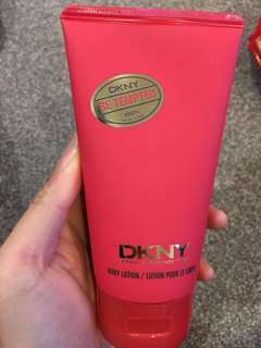 "DKNY Body Lotion 150ml ""Be Tempted"""