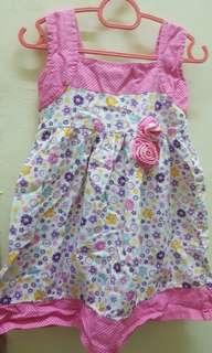 Dress : Floral