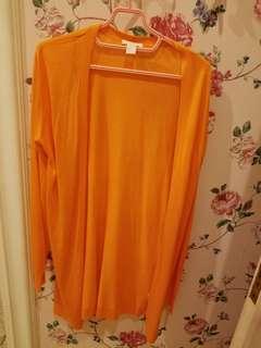 Outer H&M orange