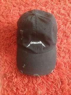 Metallica Cap