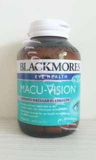 🚚 現貨🌷Blackmores Macu-Vision抗氧化護眼寧