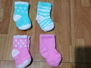 Carter's Baby Girl Socks