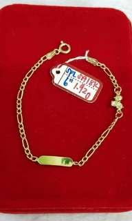 SD Gold Bracelets 18K