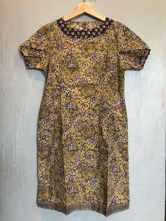 BATIK KERIS dress #mausupreme