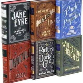 Barnes and Nobles Collectible Editions