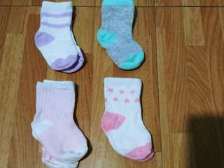 Carter's Baby Girl Socks