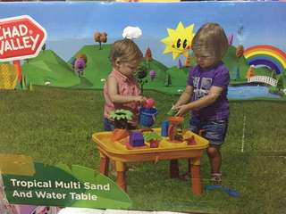 Tropical Multi Sand and Water Table Chad Valley
