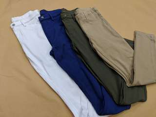 Uniqlo Skinny Long Pants