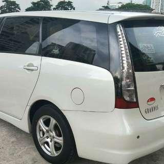 Mitsubishi Grandis 2.4A mivec sunroof