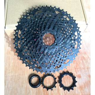 12 speed MTB cassette 11-50T not Sram Eagle not Shimano XTR