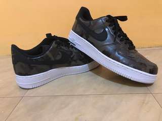 Nike airforce 1 low. Camouflage