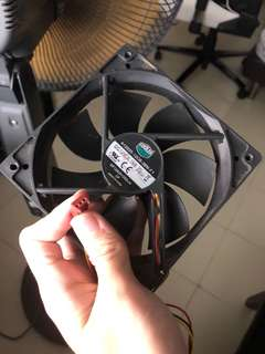 Cooler Master Stock Fan