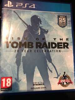 Rise Of Tomb Raider (R2)