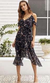Rodeo Show Tori Midi Dress