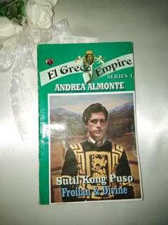 Pocket Book (Sutil Kong Puso) EL GRECO