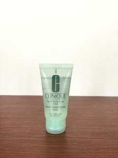 Clinique Liquid Facial Soap (Mild)