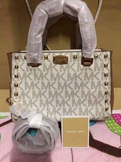 MK Kellen Studded Small Bag