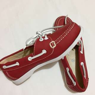 Red Top Sider