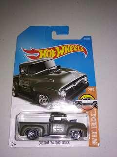 Hot Wheels Ford Truck Costum 56