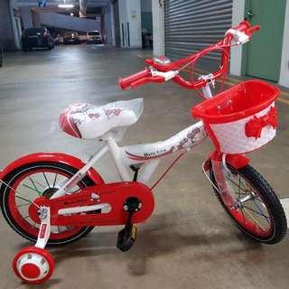 Hello kitty kids bicycle - brand new bike