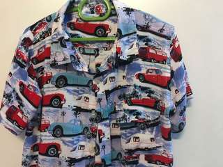 Boys Shirt cotton on