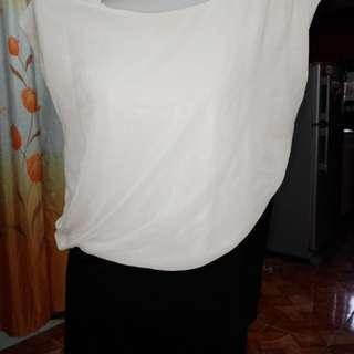 Plus White Top! 😄