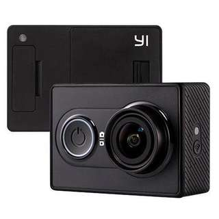 Xiaomi Yi action Black New