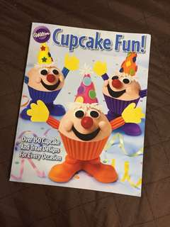 Cupcake fun books