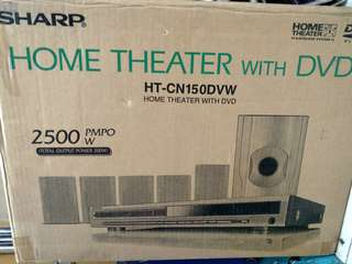 Home Theater System (price reduced)