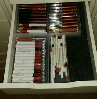 Colourpop LIPS Declutter