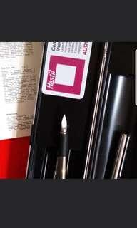 (原價4000) Aurora Hastil Fountain Pen 鋼筆 墨水筆