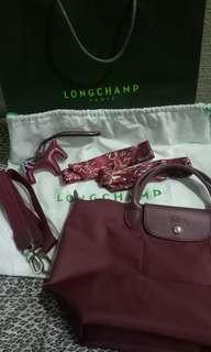 Long Champ Bag (Medium)