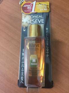 L'Oréal elseve extraordinary oil