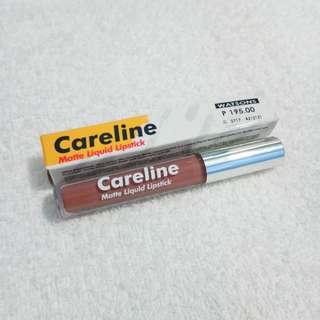 Careline Liquid Matte Lipstick in Gotta Go
