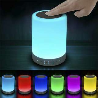 Touch Sound Lamp