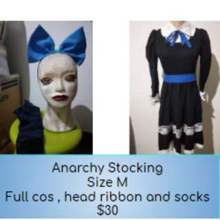 Anarchy Stocking Cosplay