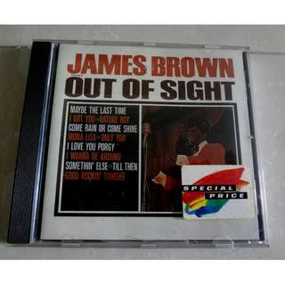 James Brown CD Out Of Sight