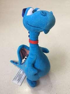 Dr Mcstuffins Blue Dragon - Stuffy Philbert