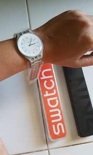 Jam Tangan cewek original Swatch